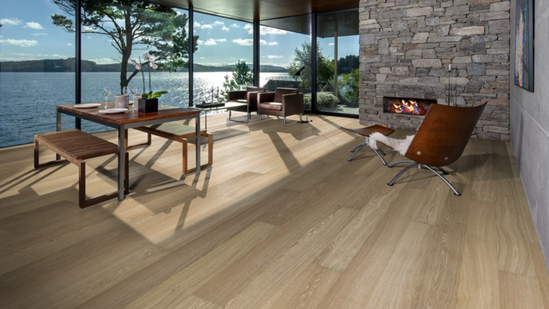瑞典KAHRS实木复合地板