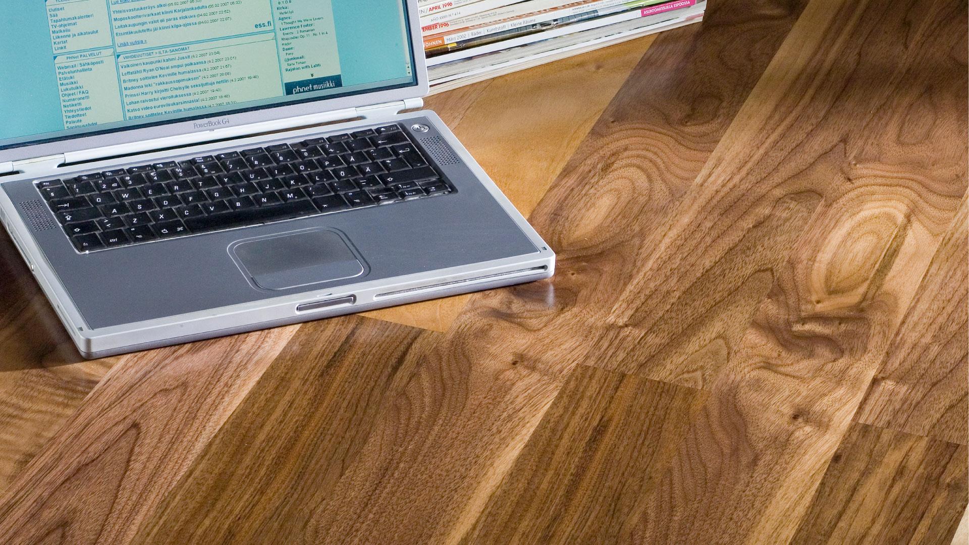 芬兰KARELIA实木复合地板