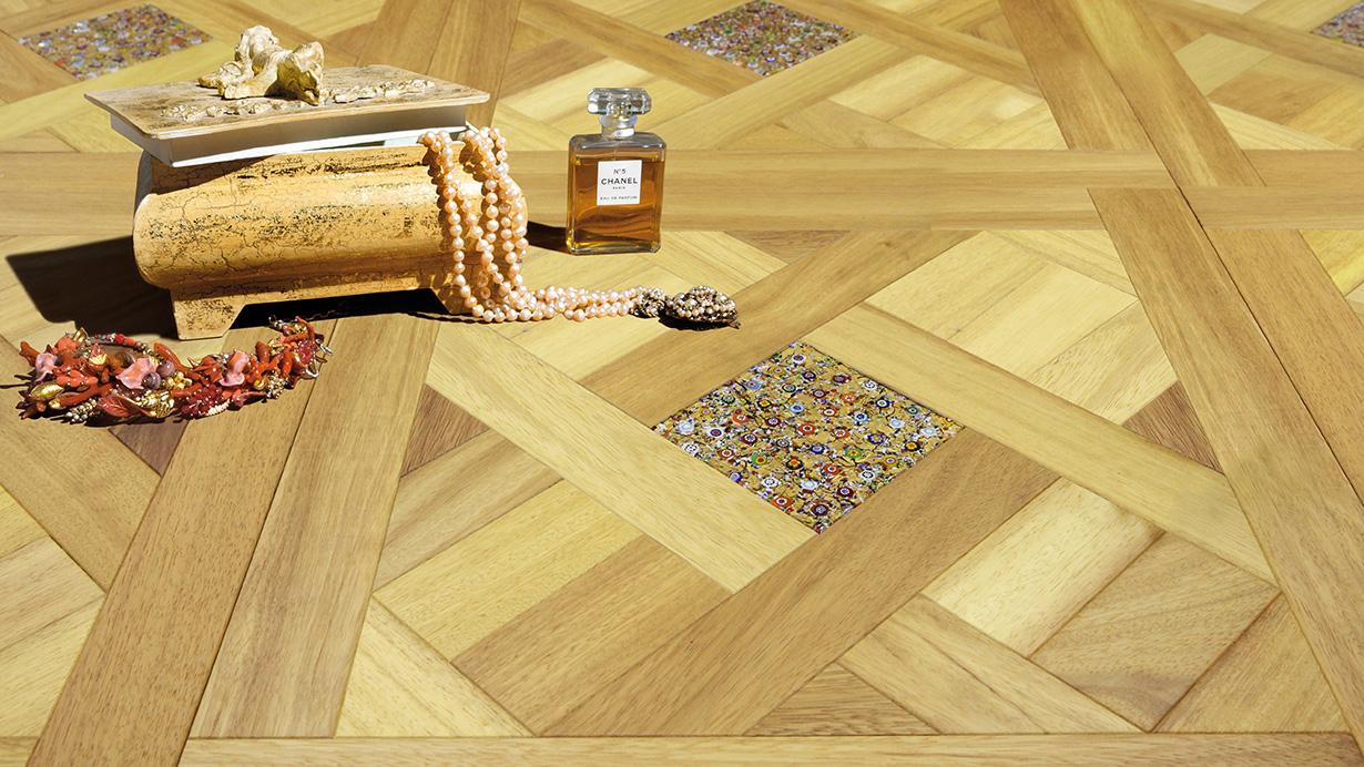 进口地板的实木款色各自优点分别有那些? 43