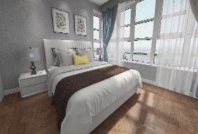 玫瑰金色橡木澳式方拼,进口地板,环保地板