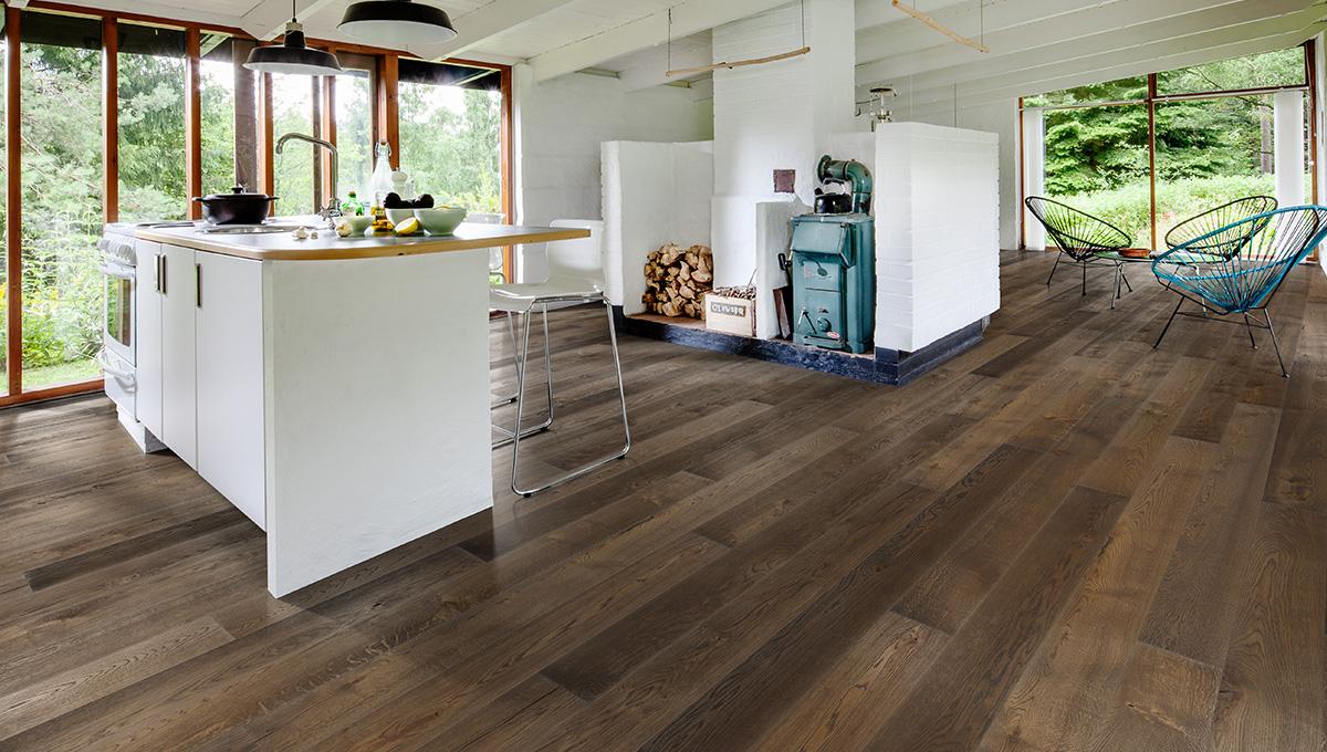 实木复合地板得高品牌打造寒冬暖窝家居? 2