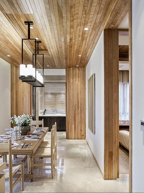 环保地板,木韵清远 妙造自然