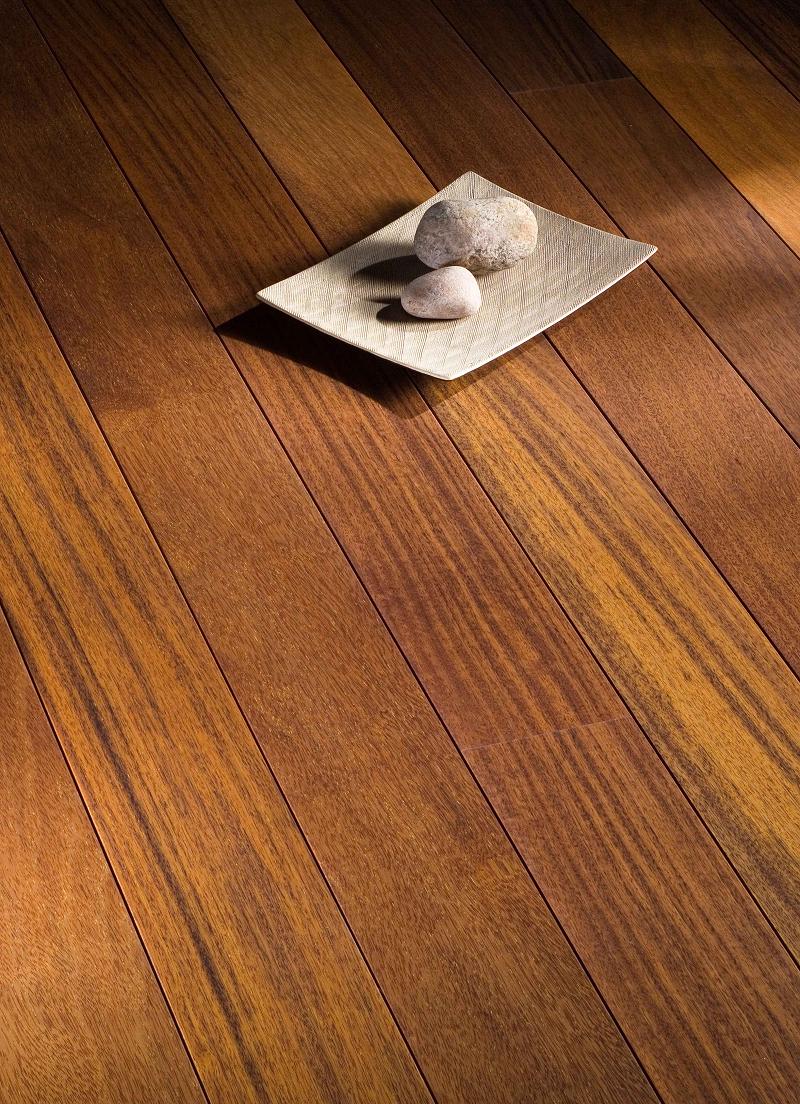 得高三层实木进口地板 择木而居,艺术装家! 图片12