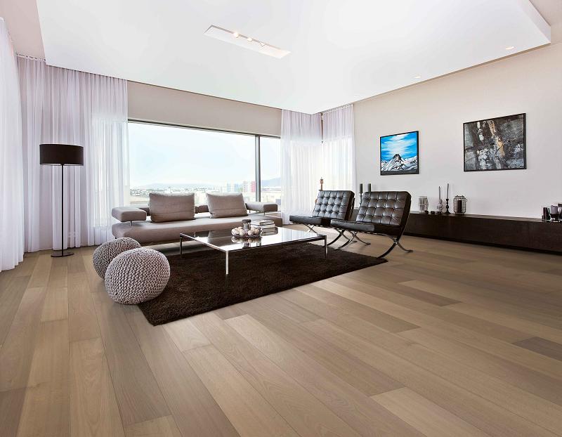得高三层实木进口地板 择木而居,艺术装家! 图片13