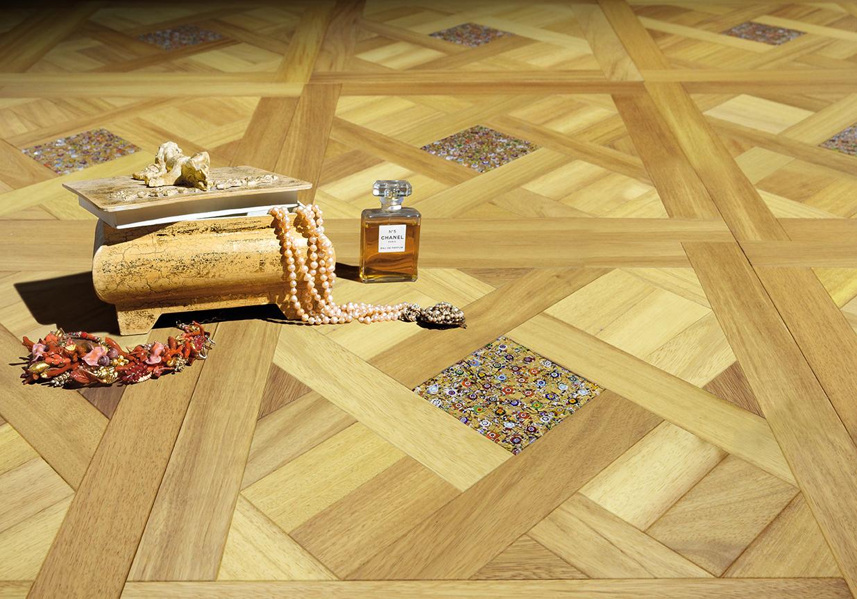 铺在地上的艺术丨意大利Garbelotto进口地板 图片1