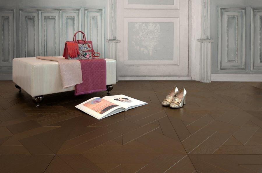 铺在地上的艺术丨意大利Garbelotto进口地板 图片2