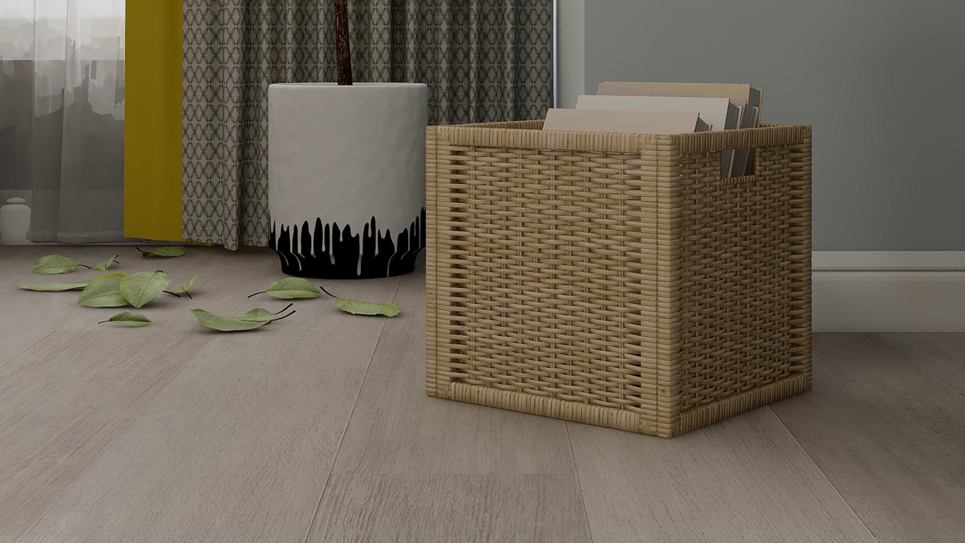 比利时QUICK-STEP艺术木地板,广板系列 LPU1505