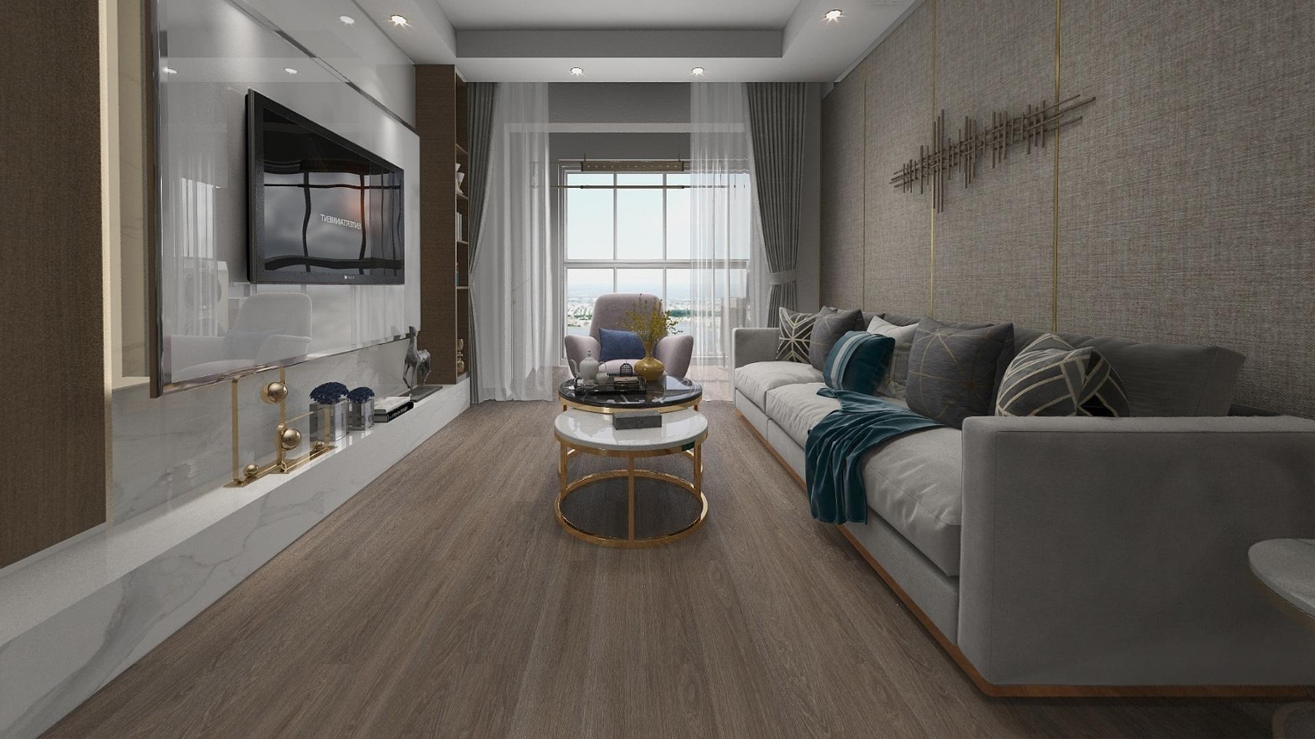 比利时QUICK-STEP艺术木地板,舒适系列 EL3840