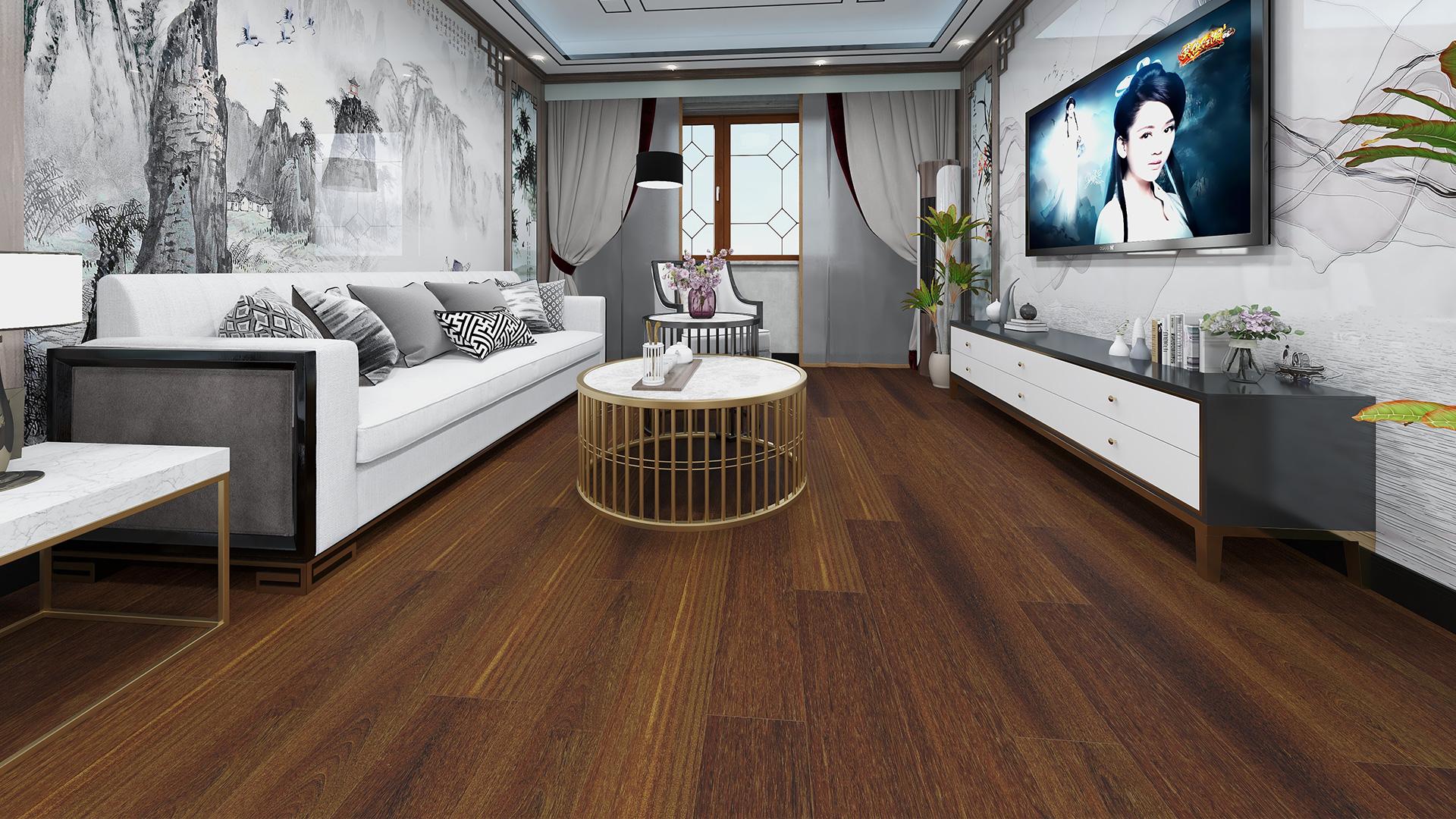 比利时PAR-KY高科技实木复合地板,专业龙凤檀