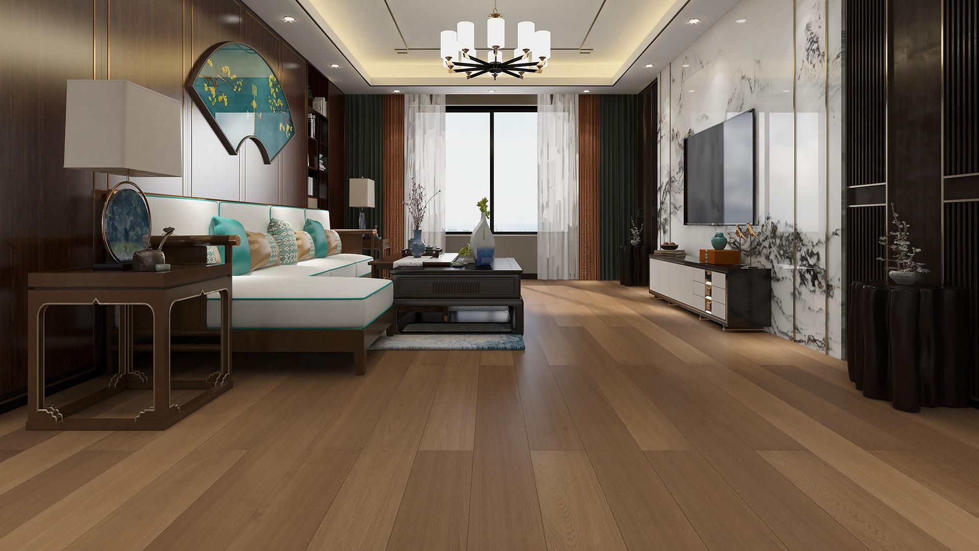 瑞典KAHRS实木复合地板,单拼柏林橡木