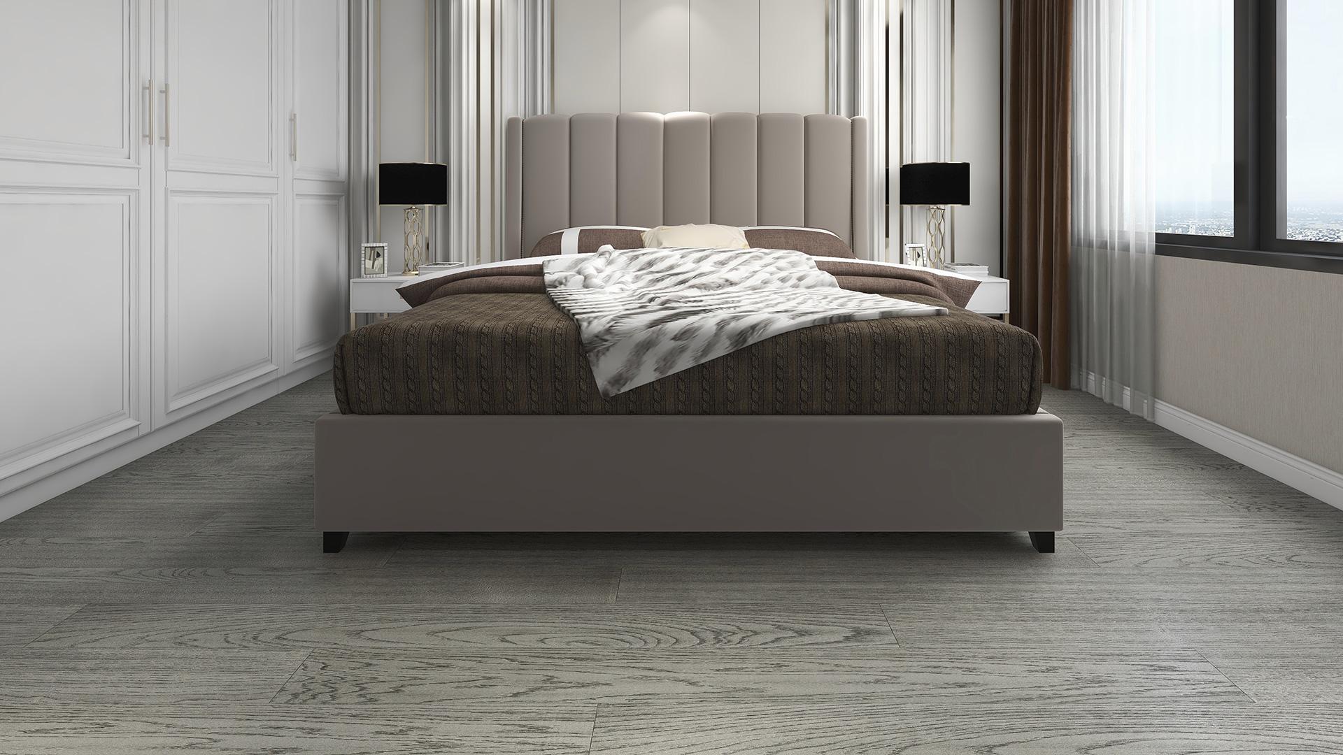 意大利GARBELOTTO实木复合地板,单拼白金色橡木