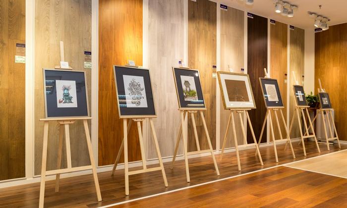 首届设计艺术展盛大启动,大咖云集轰动设计圈儿