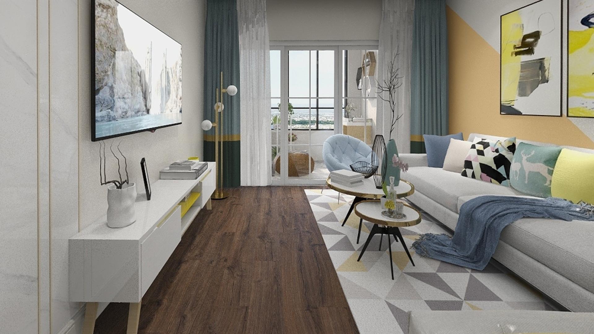 比利时QUICK-STEP艺术木地板,至臻系列 IM1849