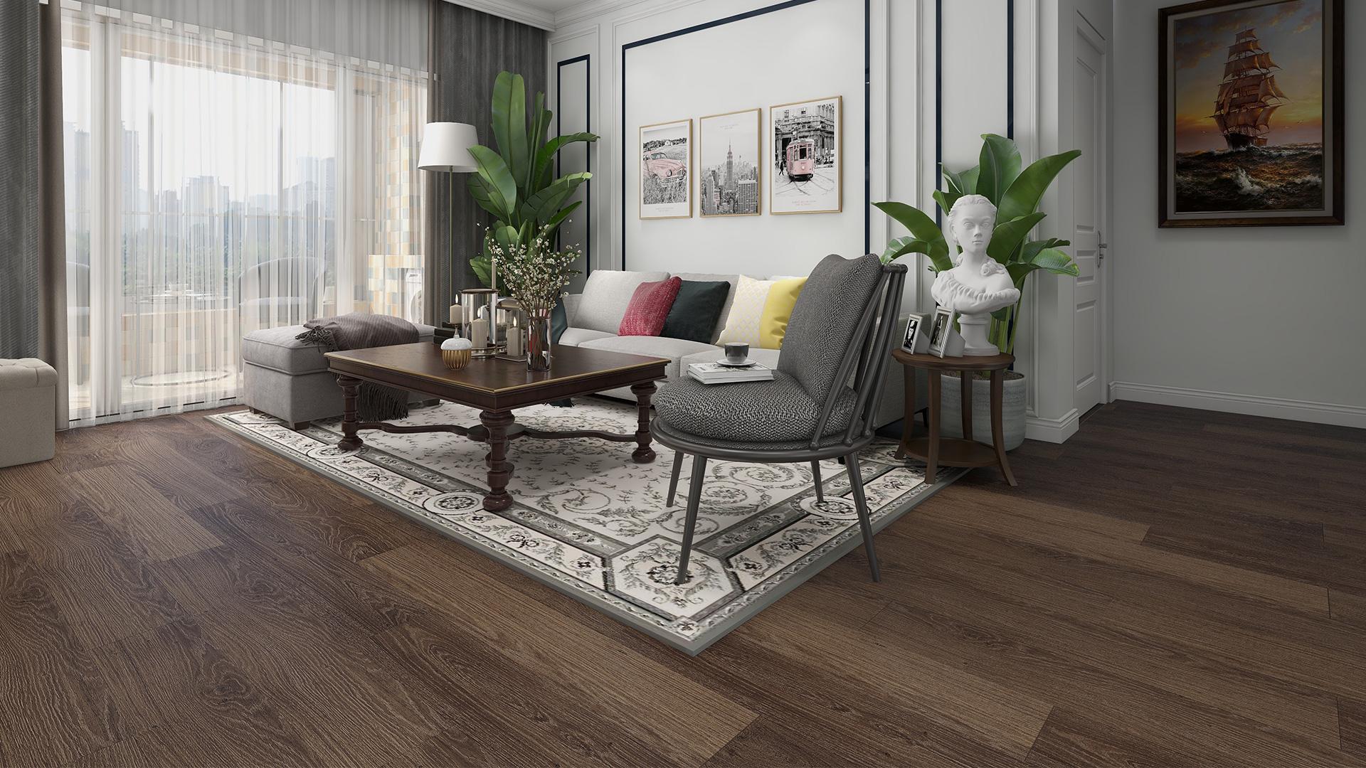 比利时QUICK-STEP艺术木地板,典雅系列 CLN1294
