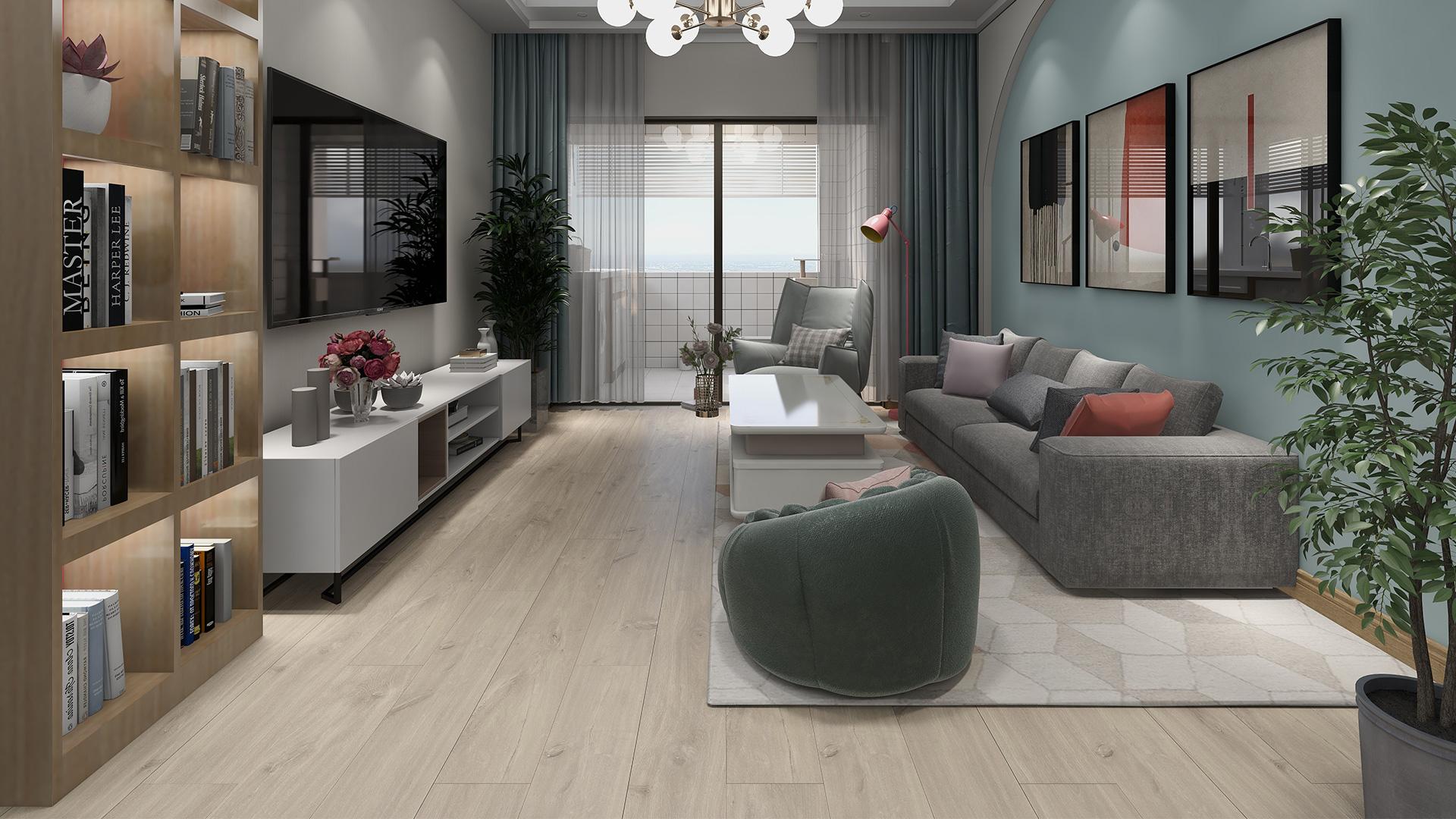 比利时QUICK-STEP艺术木地板,典雅系列 CLN1655
