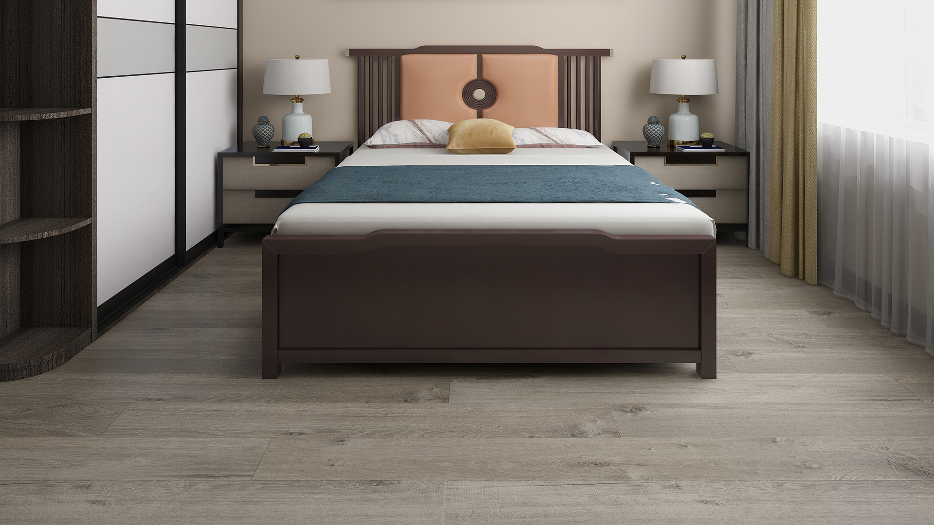 比利时QUICK-STEP艺术木地板,至臻系列 IM3558