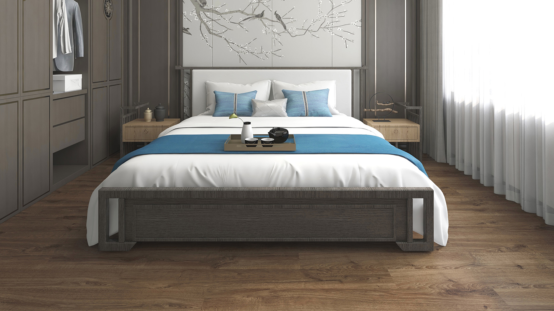 比利时QUICK-STEP艺术木地板,舒适系列 EL3582
