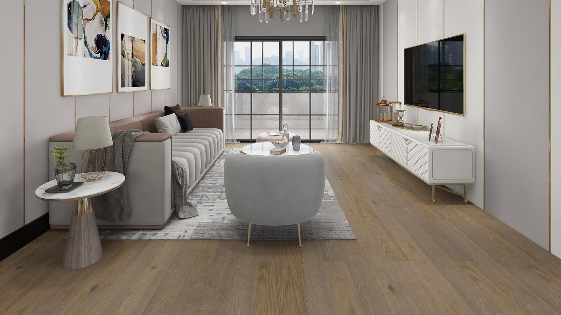 比利时QUICK-STEP艺术木地板,名爵典雅 CAS1478
