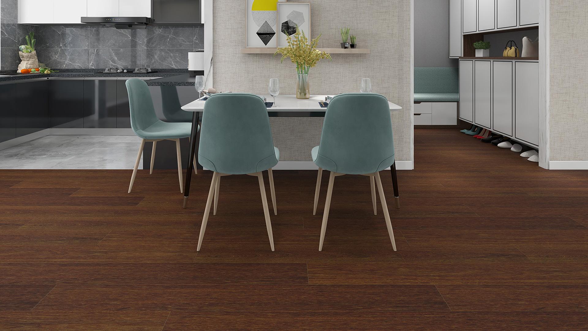 比利时PAR-KY高科技实木复合地板,奢华龙凤檀
