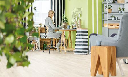 装修新宠得高WISE软木地板带来家居绿色新体验