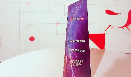 """得高荣登2020中国家居冠军榜,斩获""""先锋创新品牌""""称号!"""