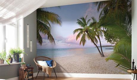 地与墙的美学共筑,给予家多面精彩